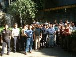 Participants of the Brewer workshop.