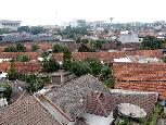 The roofs of Bandung